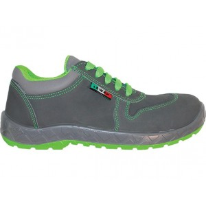 Scarpa alta uomo donna LEWER antinfortunistica CAPRI S3 linea EVOLUTION 2.0