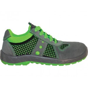 Scarpa bassa uomo donna LEWER antinfortunistica MINORI S3 linea EVOLUTION 2.0