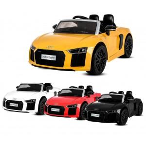 Auto elettrica LT884 per bambini AUDI R8 SPORT 6V con luci e suoni realistici