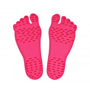 Image of Un Paio di Pellicole adesive ADFoot per i piedi igienico antigraffio antiscivolo 8435524526682