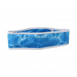 Image of Collare refrigerante per cani in 4 misure temperatura 22-28 °C gel rinfrescante 8435524523407
