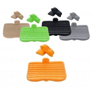 Materassino letto gonfiabile per Auto 775310 con pompa integrata e due cuscini