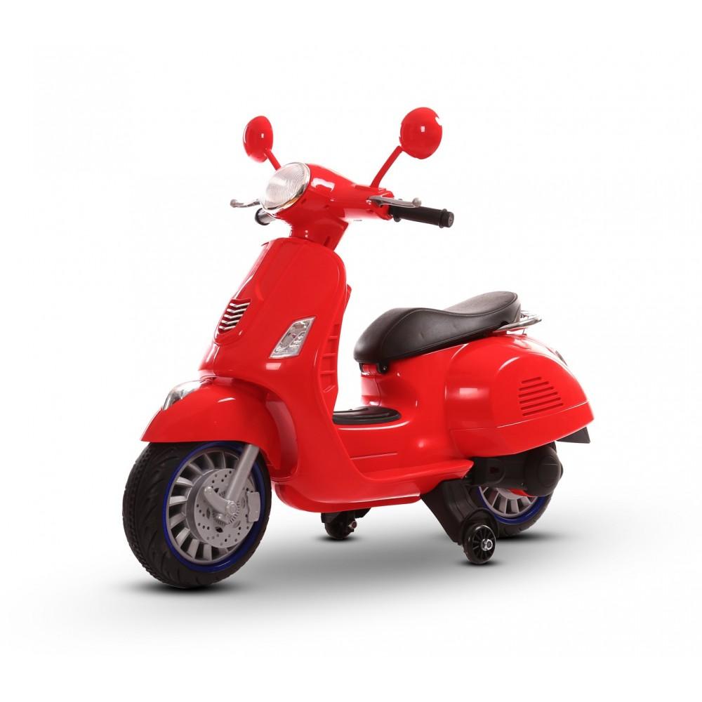 Scooter elettrico LT858 per bambini HAPPY doppia velocità monoposto 6/12V