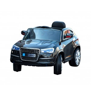 Image of Auto bambini elettrica CHARLY B86102 sedile in pelle 12V lcd MP4 MP3 Radio 8435524525425