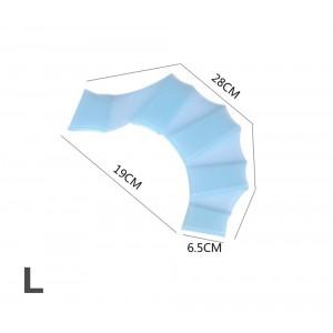 Image of 2 paia di guanti di Silicone Swim a pinne per nuotatori in silicone snorkeling 8435524525586