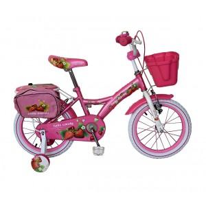 Bicicletta bambina misura 16'' HELLO CANDY FRUIT telaio acciaio