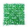Set di Mattonelle in erba sintetica realistica 036392 per giardino 25x25 cm