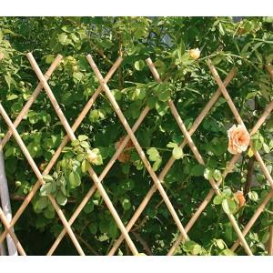 Steccato in bamboo 377512 giardino recinzione arredamento  60x240 cm
