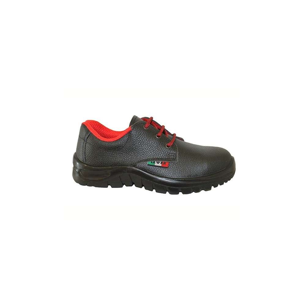 Scarpa bassa uomo donna LEWER antinfortunistica CLASSIC PLUS 58150 S3
