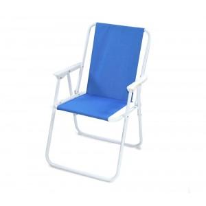 Image of Sedia piegevole relax ONSHORE da spiaggia campeggio mare 065767 in textilene 8435524531266