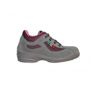 Scarpa da donna LEWER antinfortunistica TRENDY JULIE S1 Linea MILADY