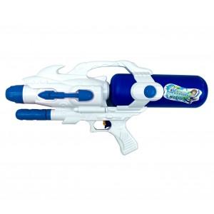 Image of Fucile ad acqua Blaster con serbatoio 384329 pompa manuale WATER CANNON KING 8435524531945