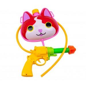 Image of Pistola ad acqua SPLASH 369951 con serbatoio a forma di animale azione a pistone 8435524540015