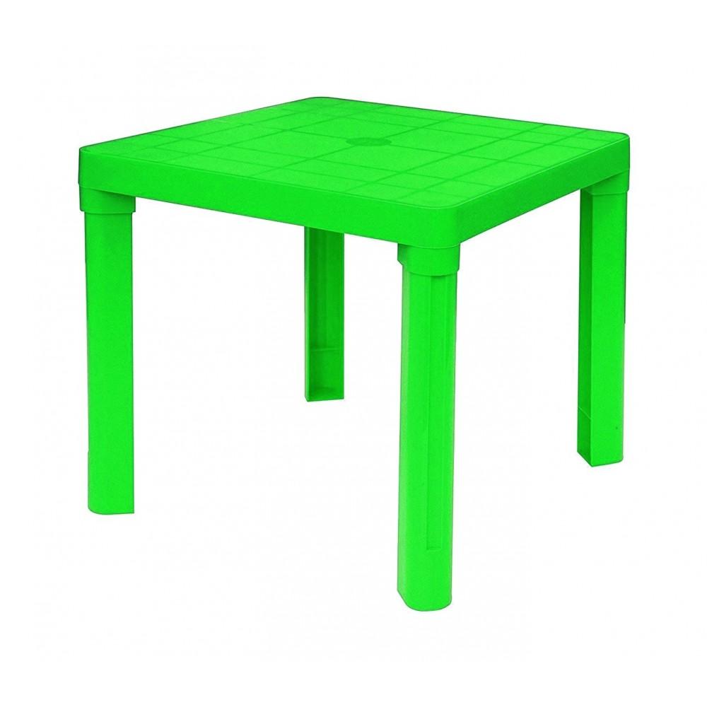 Tavoli Pieghevoli Per Bambini.0448 Tavolo Per Bambini In Plastica 50 X 50cm Smontabile In Plastica
