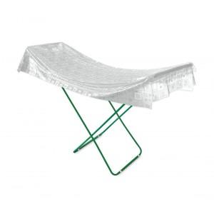 181034 Copristendino in PVC con trama protegge da sole smog impermeabile