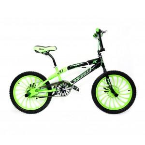 BMX Reset Jumper Freestyle misura 20 bici con telaio in acciaio