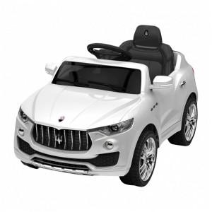 Image of Auto bambini elettrica MASERATI LEVANTE 12V cabrio GVC con radiocomando MP3 8435524532751