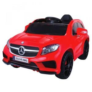 Image of Auto bambini elettrica MERCEDES GLA 12V cabrio LT con radiocomando e MP3 8435524532799