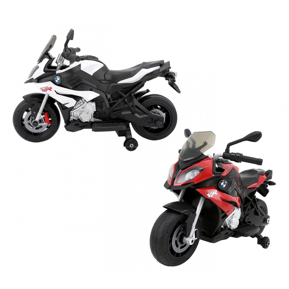 Moto elettrica 12V BMW XR per bambini GV-526 MP3 cruscotto luminoso touring