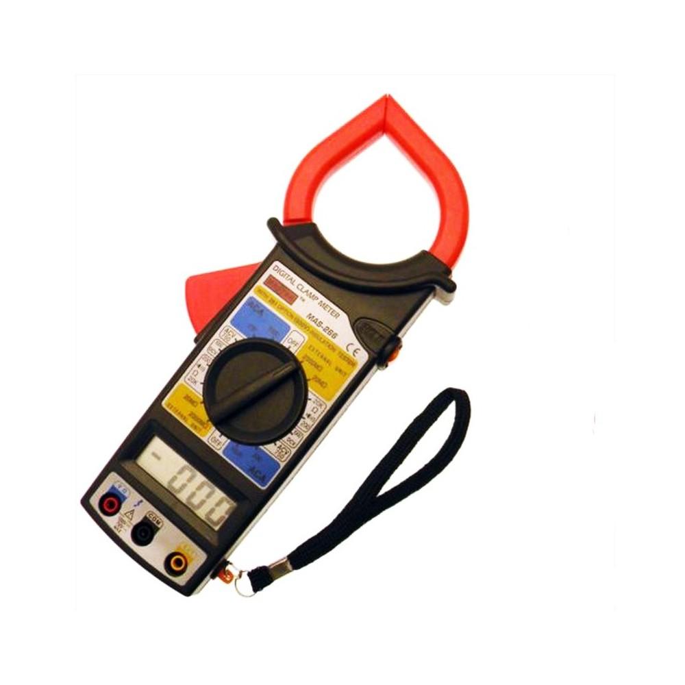 Tester digitale con pinza amperometrica