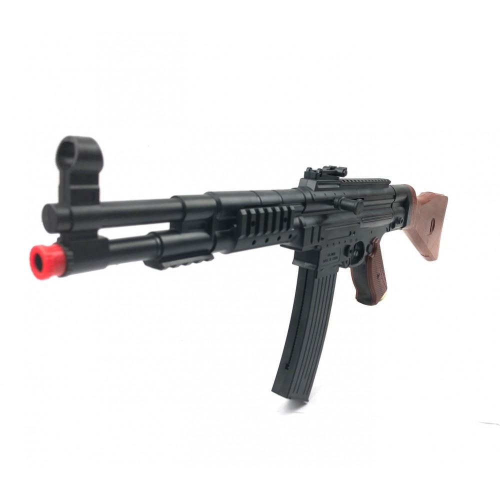 Fucile Mitra giocattolo 434024 CIGIOKI calibro 6 mm Ak47 con caricator
