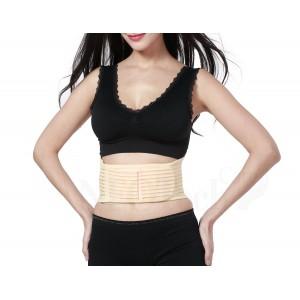Fascia elastica supporto lombare tutore a corsetto regolabile per sciatalgia lombalgia e correzioni ortopediche