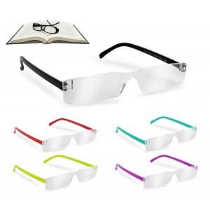 41308 Occhiali da lettura mod. BE COLOR montatura plastica in diverse gradazioni