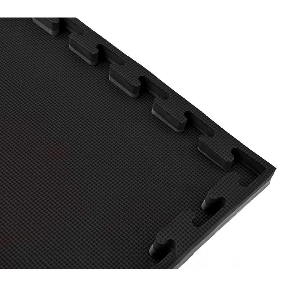 Tappeto in EVA 100x100 x 4 cm adatto per playground ed arti marziali