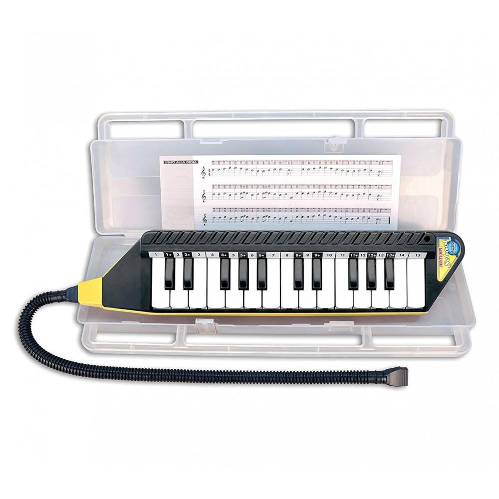 Diamonica BONTEMPI 334262 clavietta 25 tasti con valigetta e tubo flessibile