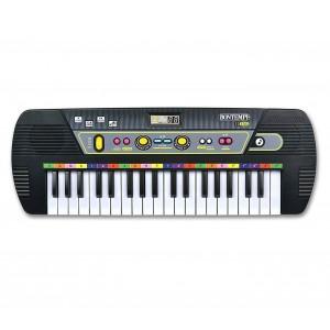 Image of BONTEMPI 123765 - Tastiera da tavolo 37 Tasti con funzioni di sustain e ritmi 8435524533840