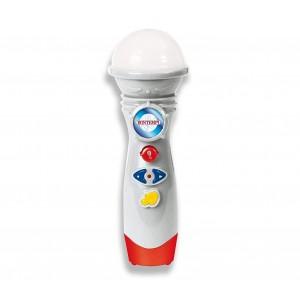 Image of BONTEMPI 412710 - Microfono Karaoke Funzione di Registrazione e Riascolto 8435524533871