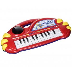 BONTEMPI 122230 - Tastiera elettronica 22 tasti con sfera luminosa suoni reali