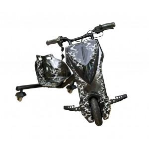 SMART DRIFTING SCOOTER con ruota anteriore da 8 pollici fantasia Lightning