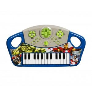 Tastiera 25 Tasti Avengers 308103 suoni programmabili e batteria elettronica