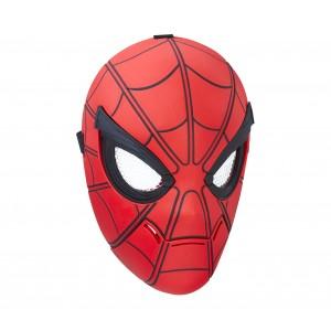 B9695 Marvel Spiderman maschera deluxe Fedele riproduzione con occhi mobili