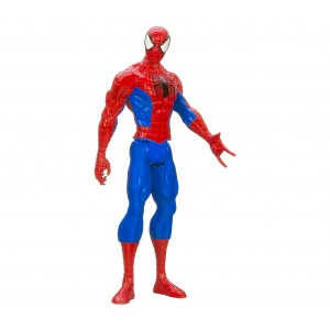 A1517 Marvel Ultimate Spiderman action figure snodabile serie eroi titanici