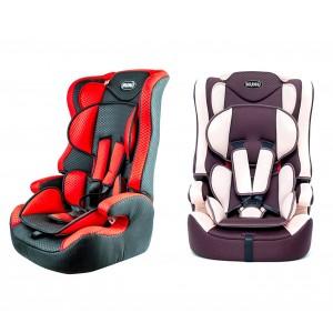 TRENDY Seggiolone auto bambini NUNU' da 9 a 36 kg SAHB616 sediolino regolabile