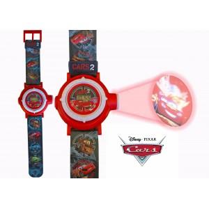 Orologio digitale con proiettore d'immagini personaggi Disney 10 proiezioni