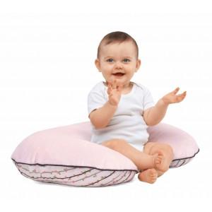053365 Chicco Boppy Cuscino da allattamento e supporto per neonati 4 in 1 nursey