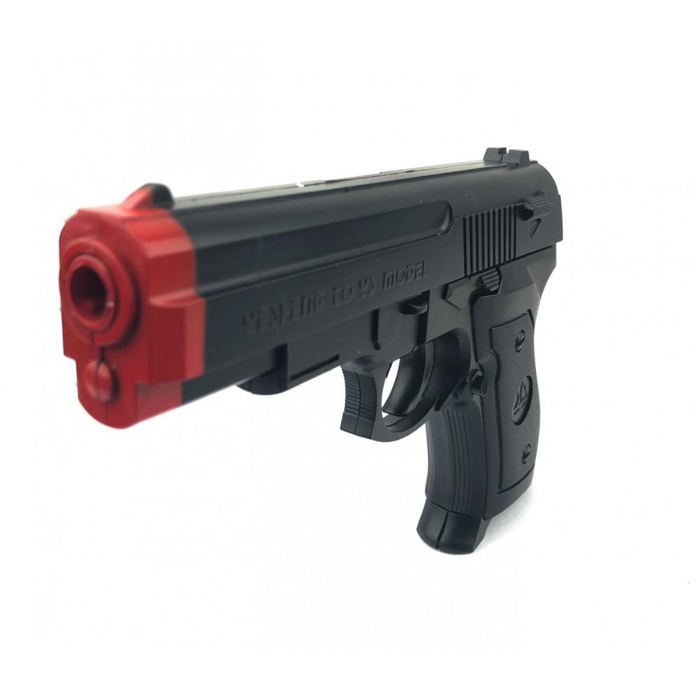 Pistola giocattolo VINPORTEX per bambini 029432 con pallini e caricatore