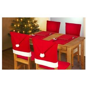 Set 7 pz completo in feltro 637388 addobbo natalizio del tavolo NATALUNA 1 posto