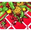 5176002 Nataluna Tovaglia Antimacchia IMpermeabile natalizia in PVC 120x180 cm