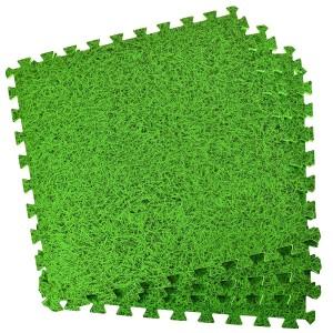 Tappeto puzzle eva 4 pz da gioco 443668 ERBETTA componibile 60 x 60 x 1 cm