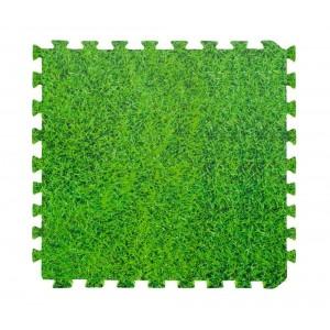 Tappeto puzzle eva 4 pz da gioco 443668 ERBETTA componibile 60x60x1 cm