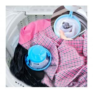 Filtro Lavatrice raccoglie residui del bucato, capelli, palline di lana e cotone