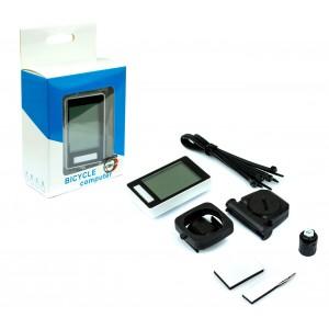 A13040 Tachimetro ed Odometro da Bici PDR wireless 14 funzioni impermeabile