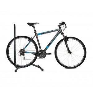 """A12170 Stepper Portabicicletta stand da terra per biciclette da 26"""" a 28"""""""