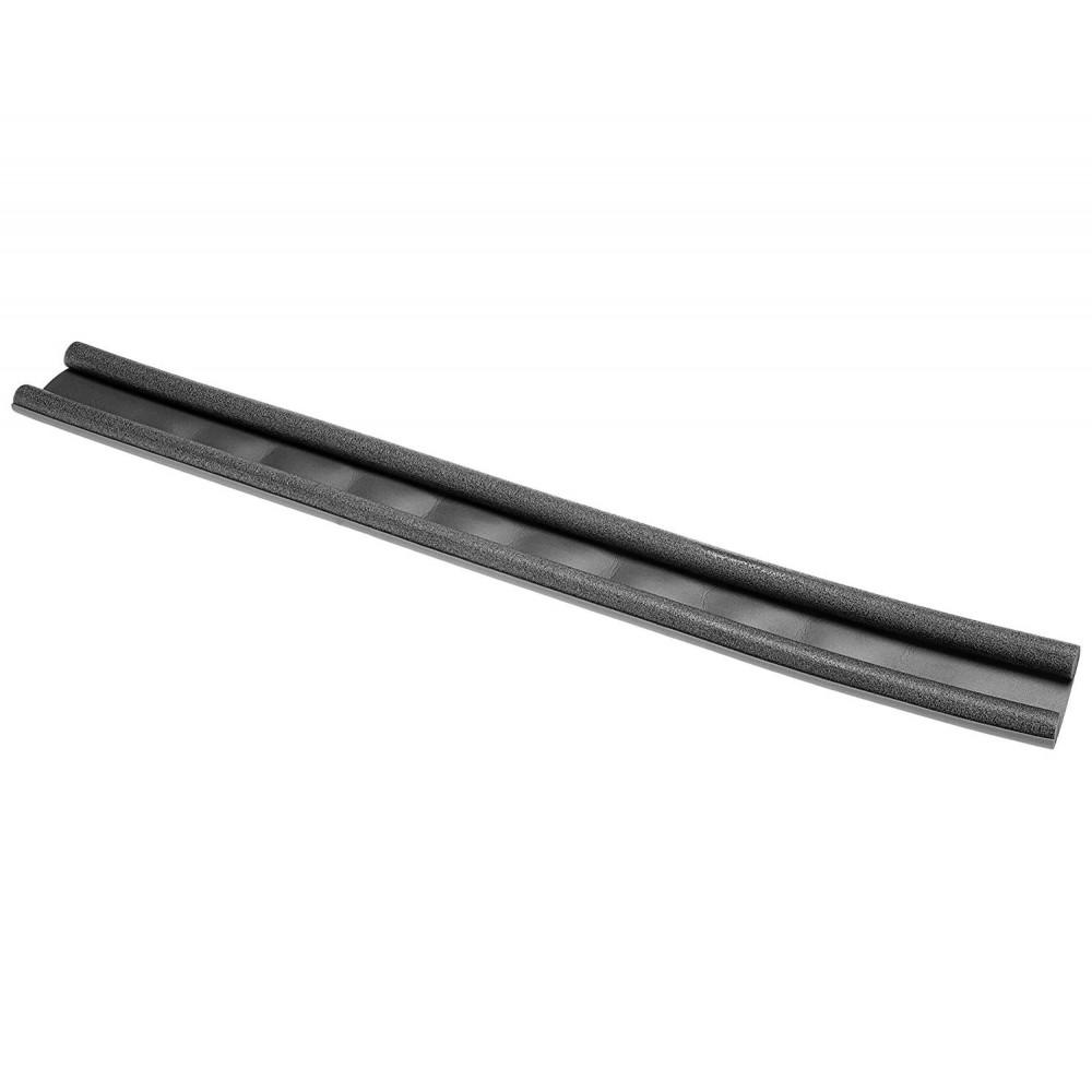 Geko Double Paraspifferi sottoporta 1470 a doppia chiusura 95 x 950 mm GRIGIO