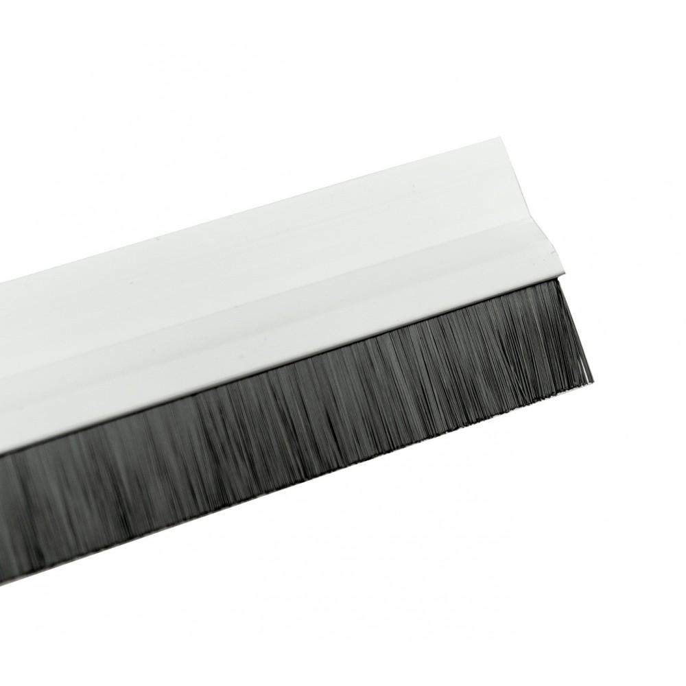 Paraspifferi adesivo PVC Waterfoam 38 x 100 cm Marrone Geko