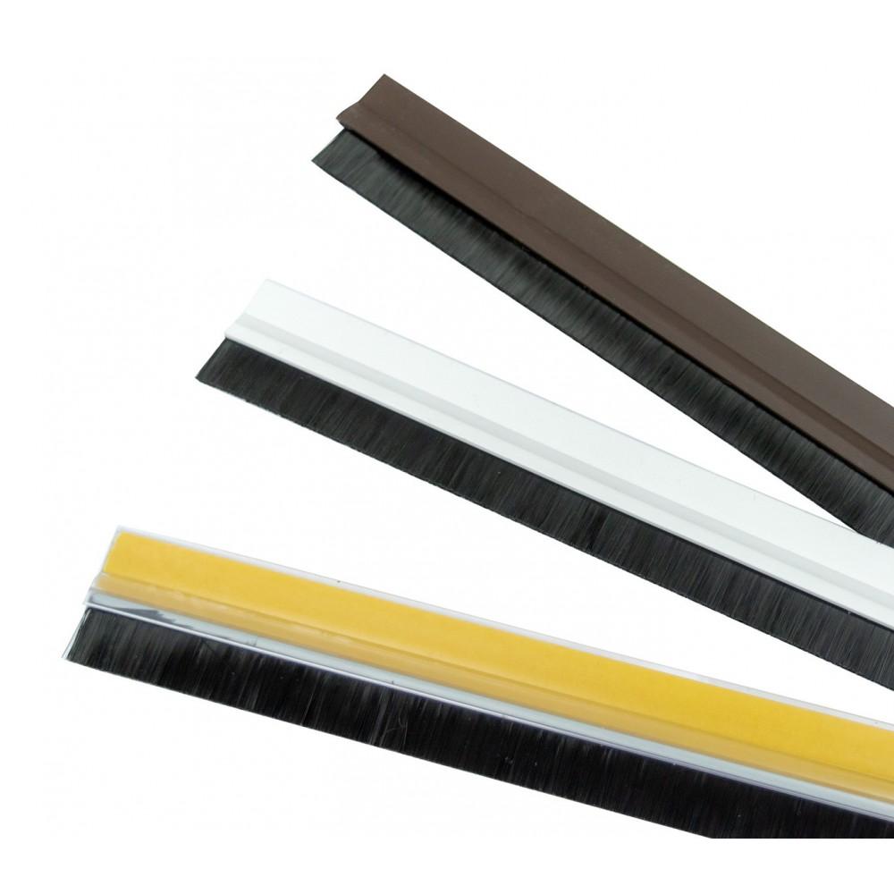 GEKO Paraspifferi adesivi art. 1400 PVC con spazzola 100x4.5 cm anti insetto